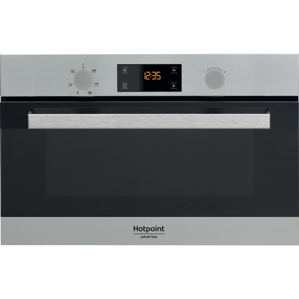 Hotpoint_Ariston Microonde Da incasso MD 344 IX HA Inox Elettronico 31 Microonde + grill 1000 Frontal