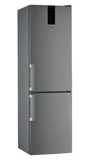 Vapaasti sijoitettava Whirlpool jääkaappipakastin: huurtumaton - W9 921D OX H 2