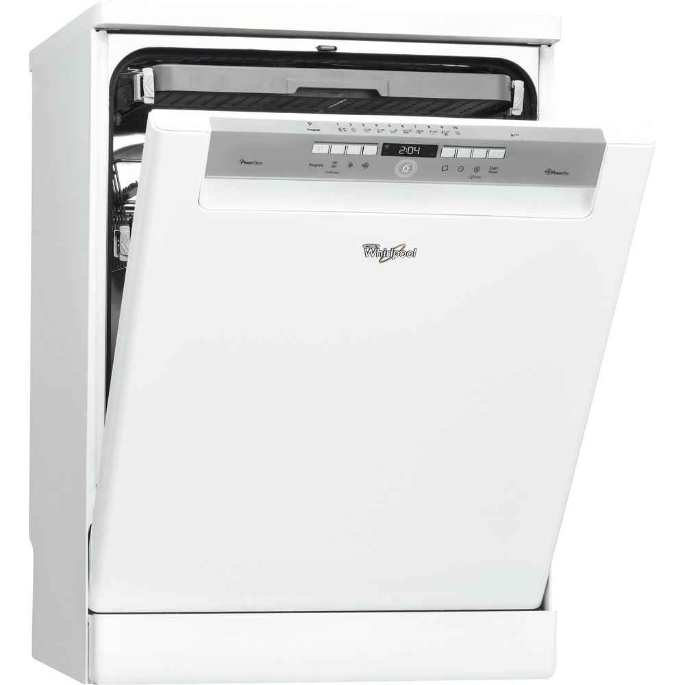 Whirlpool lavavajillas: color blanco, 60 cm - ADP 9070 WH
