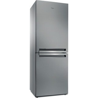 Whirlpool Συνδυασμός ψυγείου/καταψύκτη Ελεύθερο B TNF 5012 OX2 Inox 2 doors Perspective