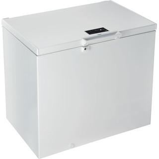 Indesit Congelatore A libera installazione OS 2A 250 H 2 Bianco Perspective