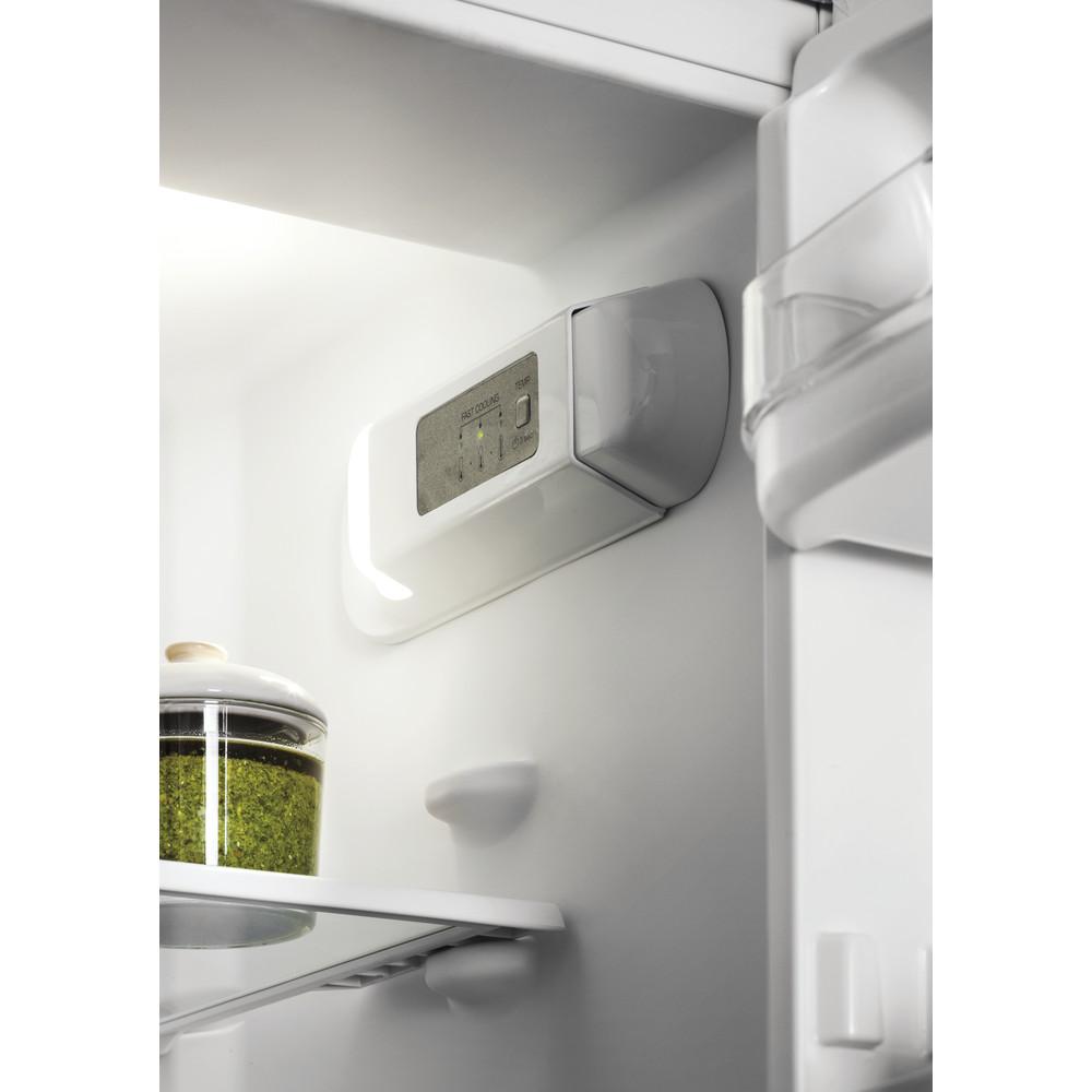 Indesit Combinazione Frigorifero/Congelatore Da incasso B 18 A1 D V E/I 1 Bianco 2 porte Lifestyle control panel