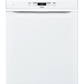 Whirlpool oppvaskmaskin: farge hvit, 60 cm - WUC 3C32