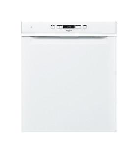 Whirlpool-opvaskemaskine: hvid farve, fuld størrelse - WUC 3C32