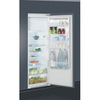 Indesit Réfrigérateur Encastrable ZSIN 1801 AA Blanc Lifestyle perspective open