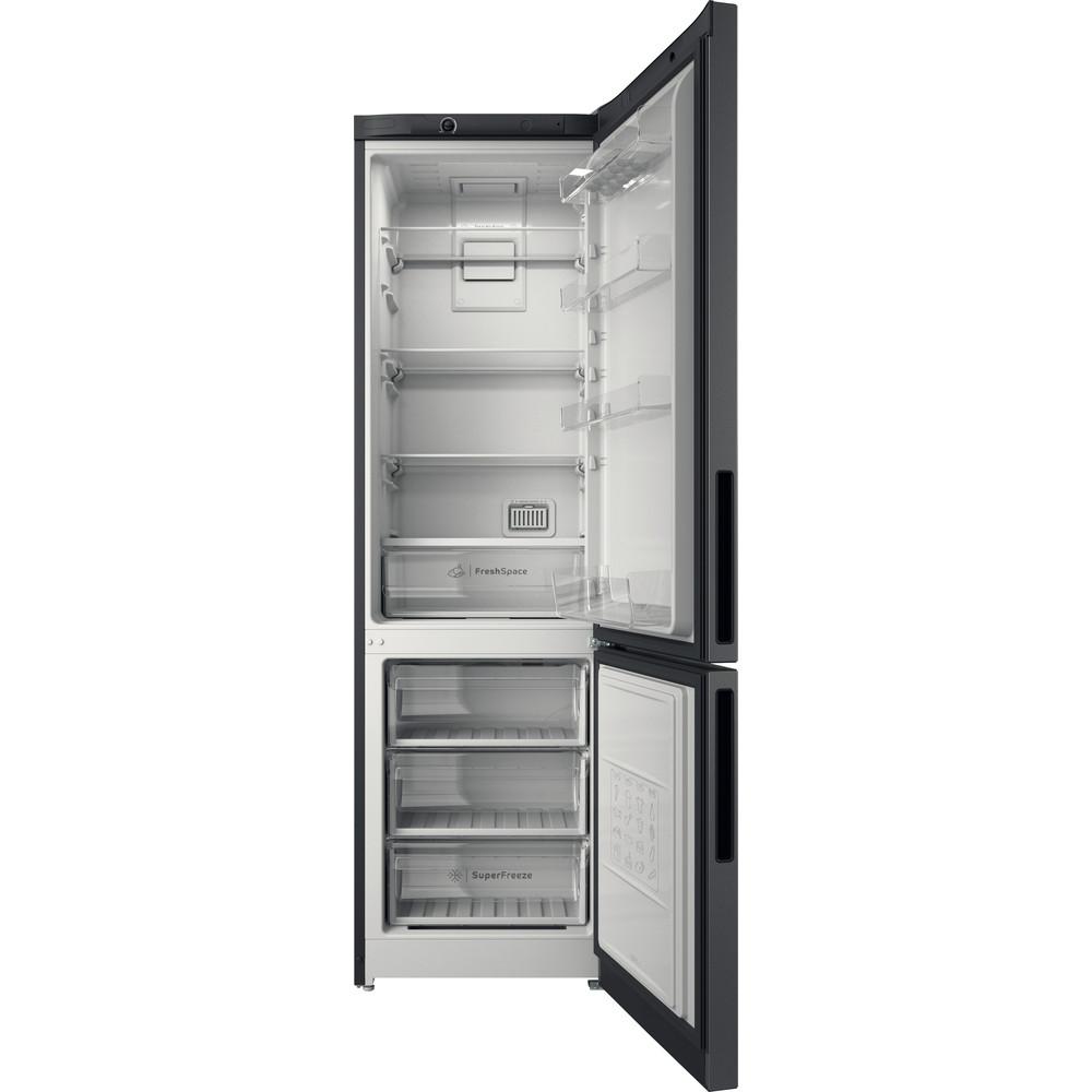 Indesit Холодильник с морозильной камерой Отдельностоящий ITR 4200 S Серебристый 2 doors Frontal open