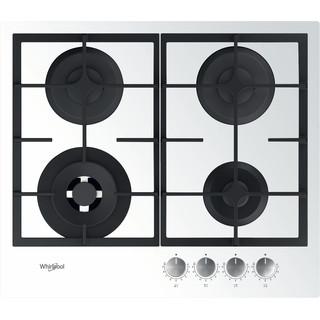 Whirlpool Ploča za kuhanje GOFL 629/WH Bijela Plinska Frontal
