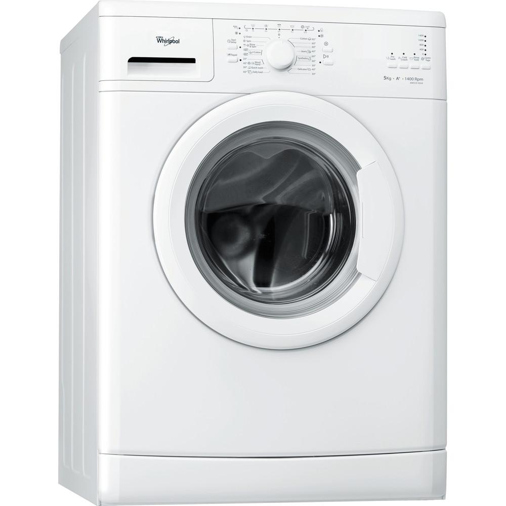 Whirlpool frontmatad tvättmaskin: 5 kg - AWO/D 5024