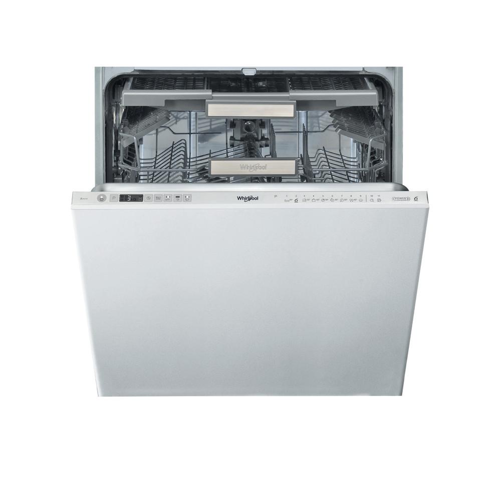 Whirlpool Astianpesukone Kalusteisiin sijoitettava WCIO 3T333 DEF Full-integrated A+++ Frontal