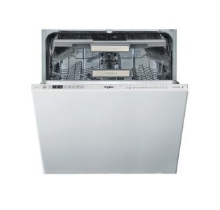 Integreret Whirlpool-opvaskemaskine: inox-farve, fuld størrelse - WCIO 3T333 DEF