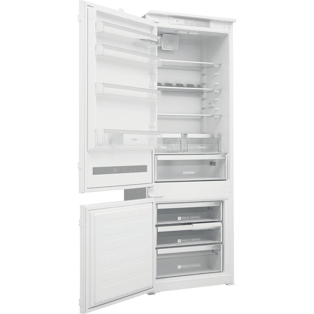 Холодильник Whirlpool з нижньою морозильною камерою вбудований - SP40 801 EU