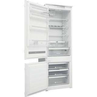 Whirlpool Kombinētais ledusskapis/saldētava Iebūvējams SP40 801 EU 1 Balta 2 doors Perspective open