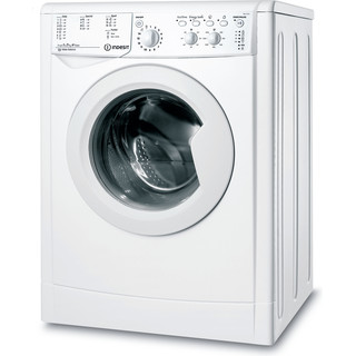 Indesit vrijstaande wasmachine: 7 kg
