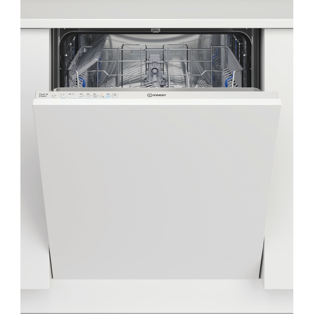 Indesit Dishwasher Built-in DIE 2B19 UK Full-integrated F Lifestyle frontal