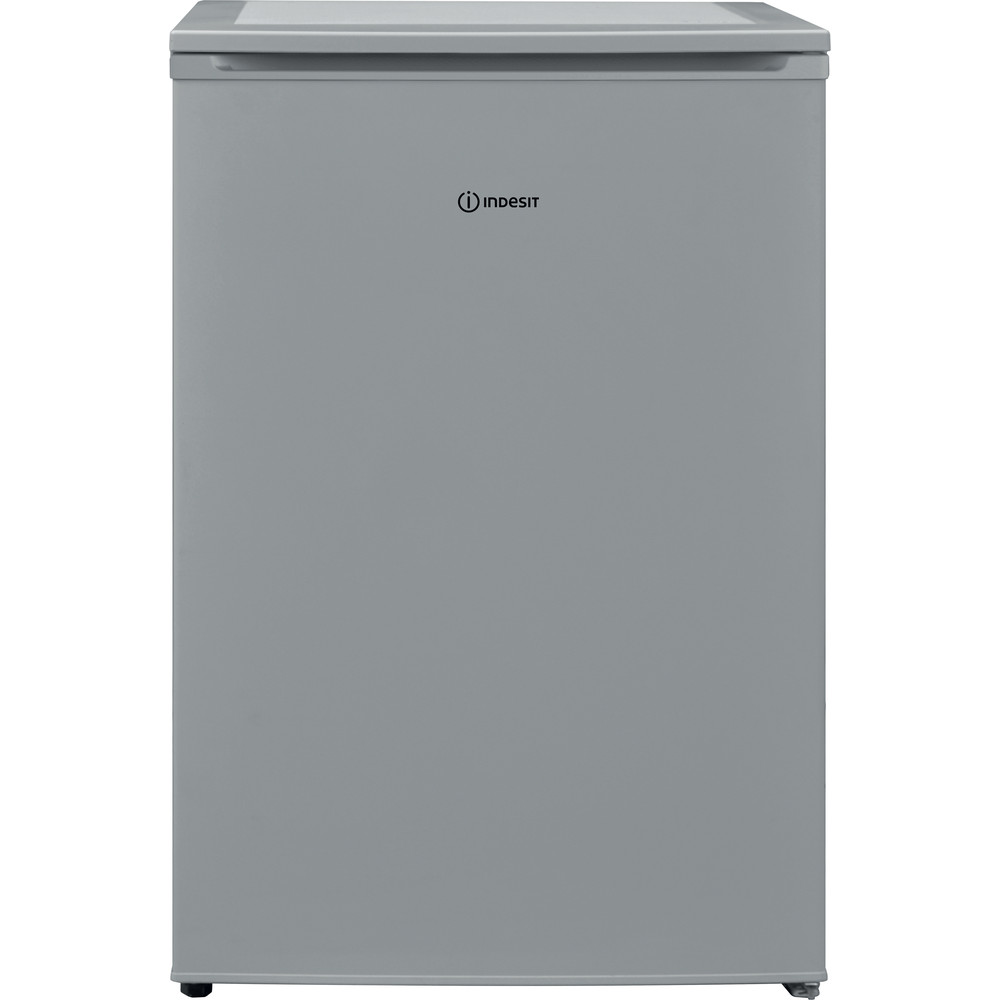 Indesit Refrigerator Free-standing I55RM 1110 S 1 Silver Frontal