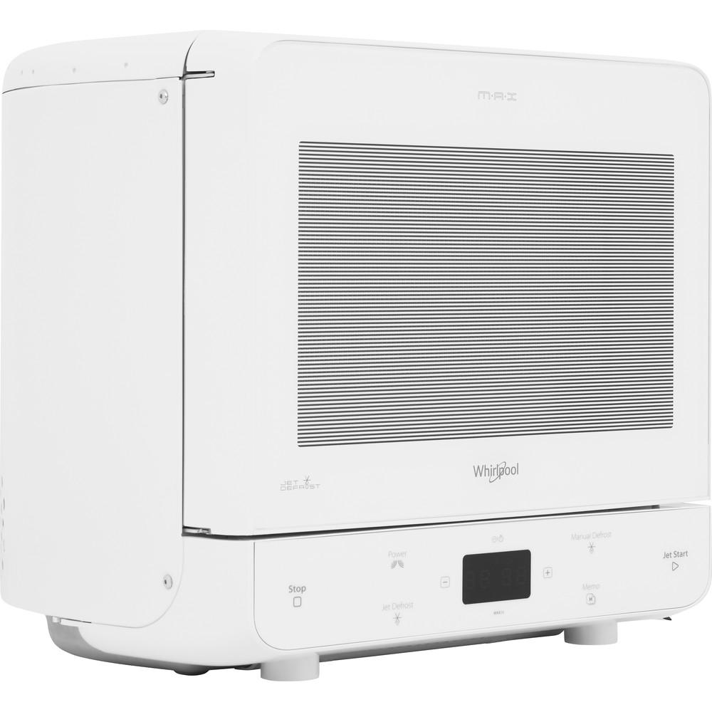 Whirlpool frittstående mikrobølgeovn: farge hvit - MAX 34 FW