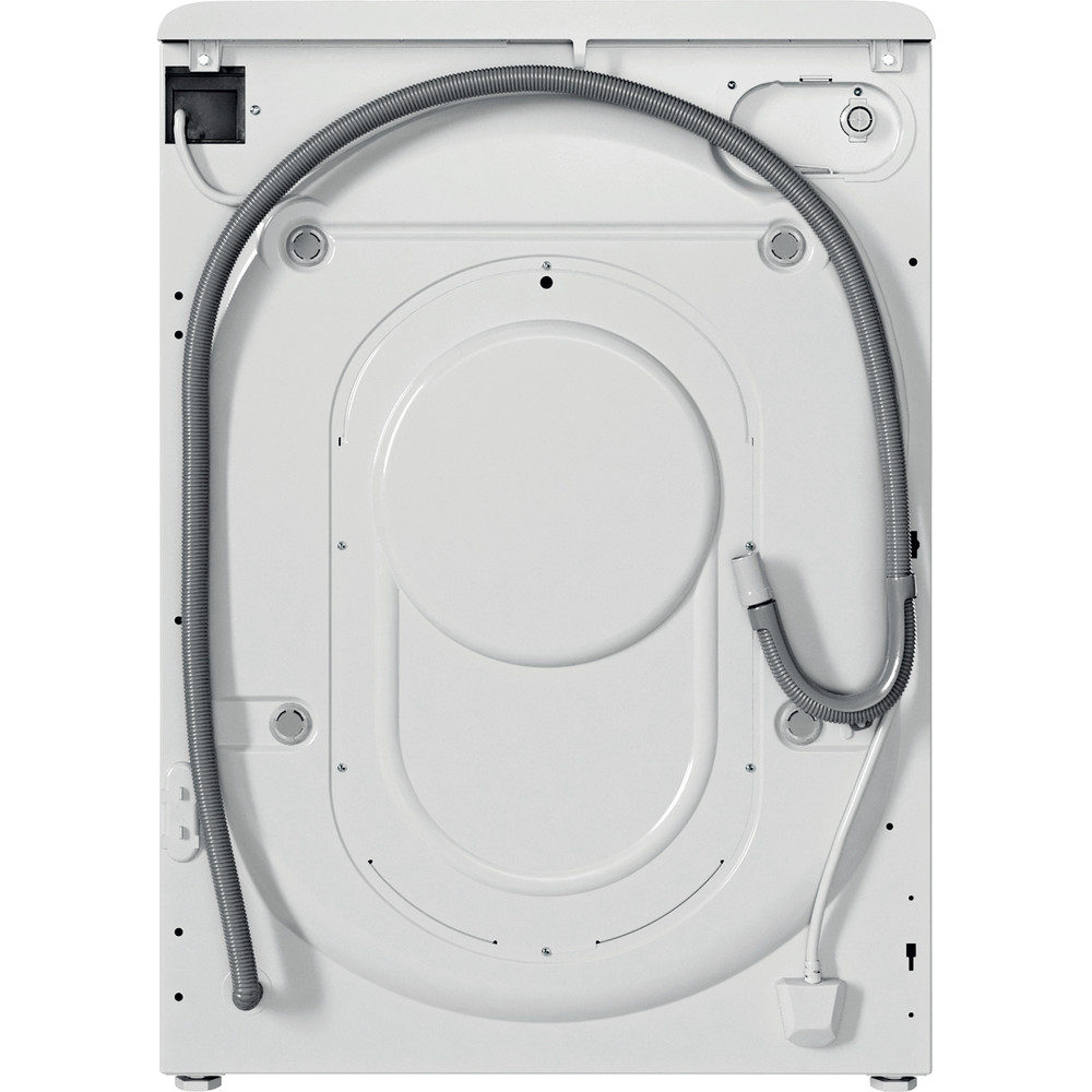 Indesit Lavasciugabiancheria A libera installazione BDE 961483X WK IT N Bianco Carica frontale Back / Lateral