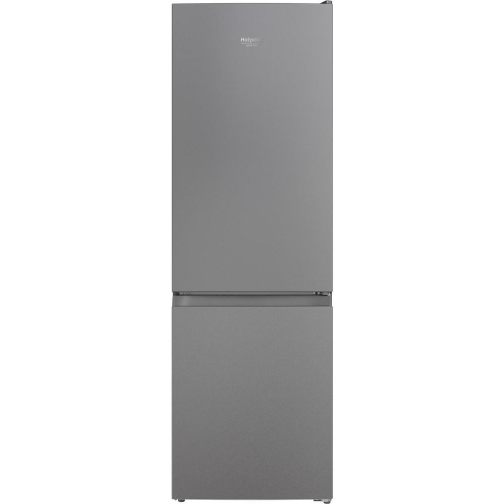 Hotpoint_Ariston Комбинированные холодильники Отдельностоящий HTD 4180 S Серебристый 2 doors Frontal