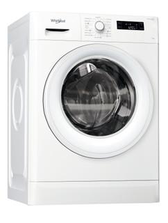 Whirlpool freestanding front loading washing machine: 7kg - FWF71052W GCC
