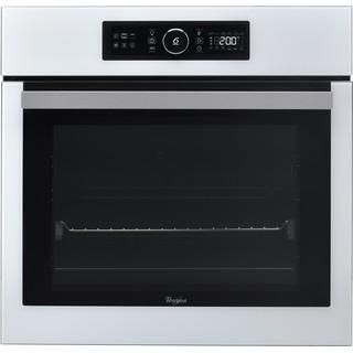 Whirlpool inbyggningsovn: farge hvit, selvrensende - AKZ 6210 WH