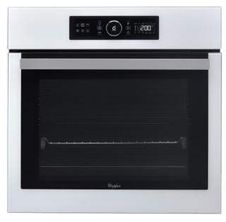 Whirlpool beépíthető elektromos sütő: fehér szín - AKZ 6230 WH