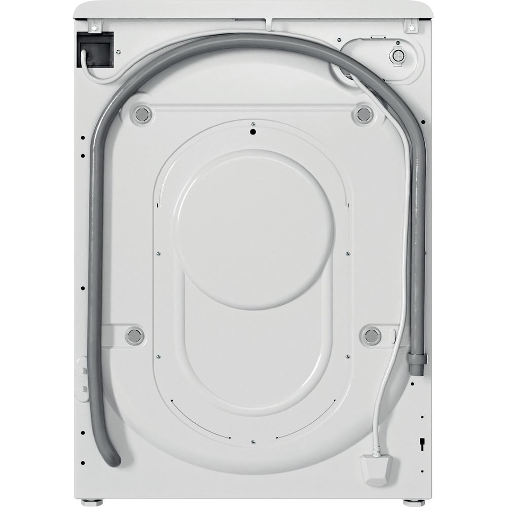 Indesit Máquina de lavar roupa Livre Instalação BWE 101483X WS SPT N Branco Carga Frontal D Back / Lateral