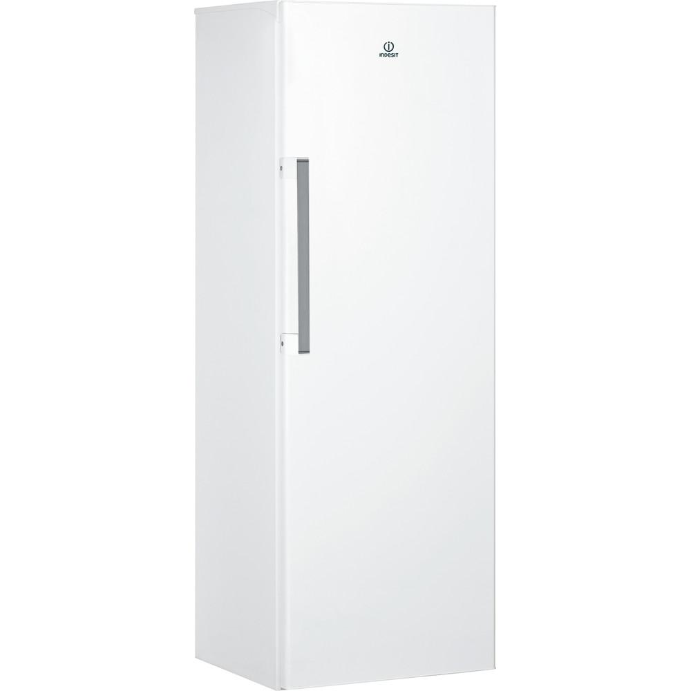 Indesit Réfrigérateur Pose-libre SI8 1Q WD Blanc Perspective