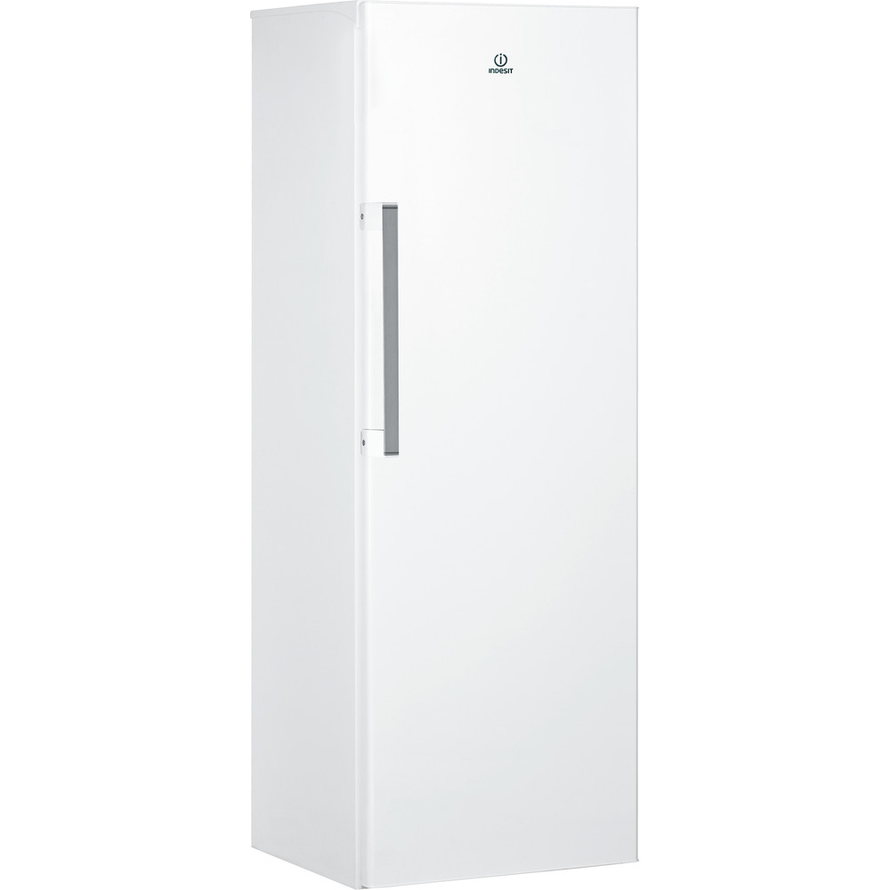 Indesit Refrigerator Free-standing SI8 1Q WD UK 1 Global white Perspective