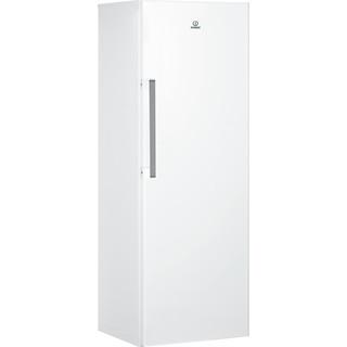 Fritstående Indesit køleskab: hvid farve