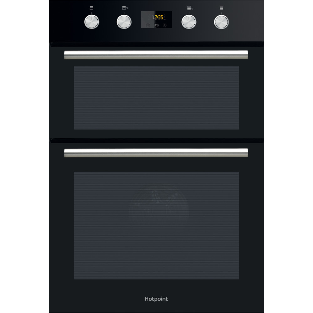 Built In Double Oven Hotpoint Dd2 844 C Bl Hotpoint