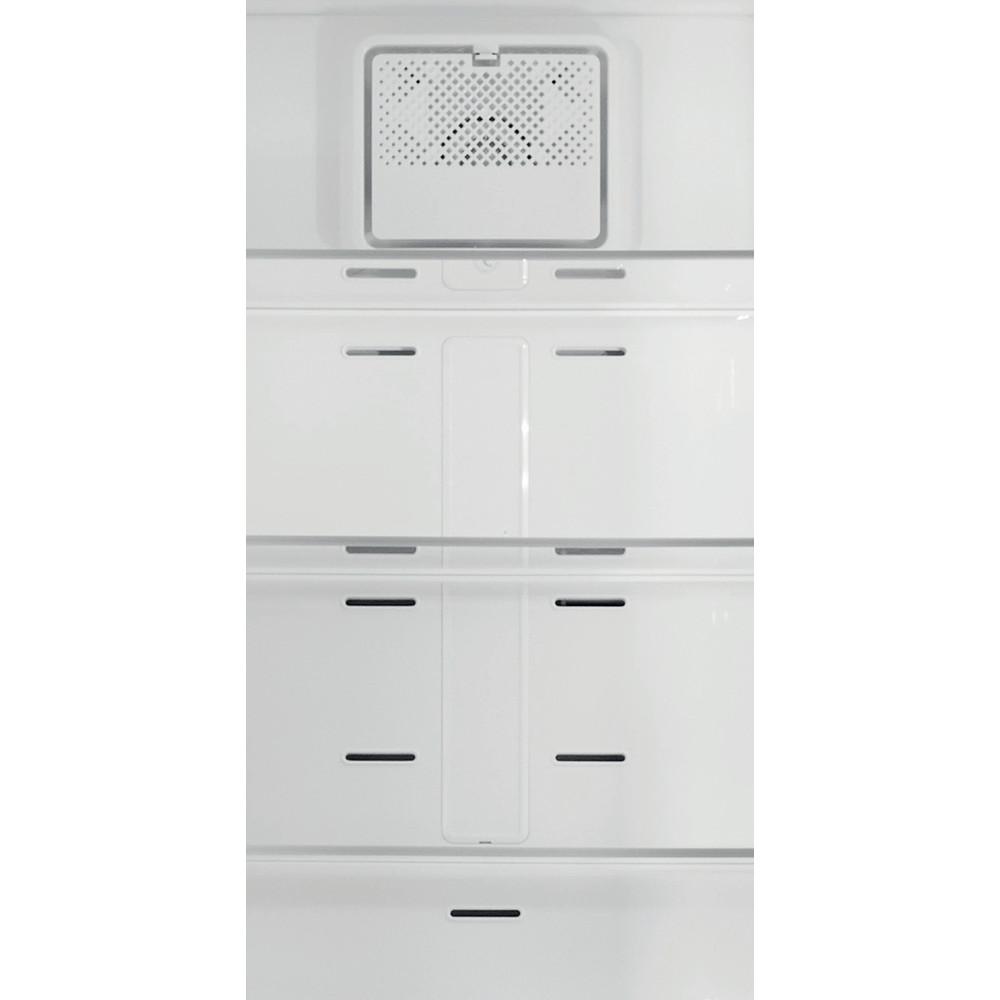 Indesit Køleskab/fryser kombination Fritstående XIT8 T2E W Hvid 2 doors Filter