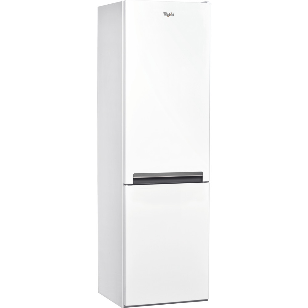 Холодильник Whirlpool з нижньою морозильною камерою соло: з системою frost free - BSNF 8101 W