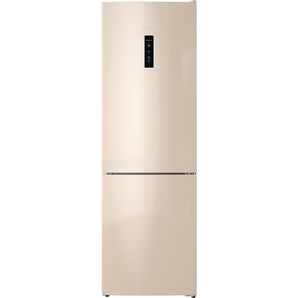 Indesit Холодильник с морозильной камерой Отдельностоящий ITR 5180 E Розово-белый 2 doors Frontal