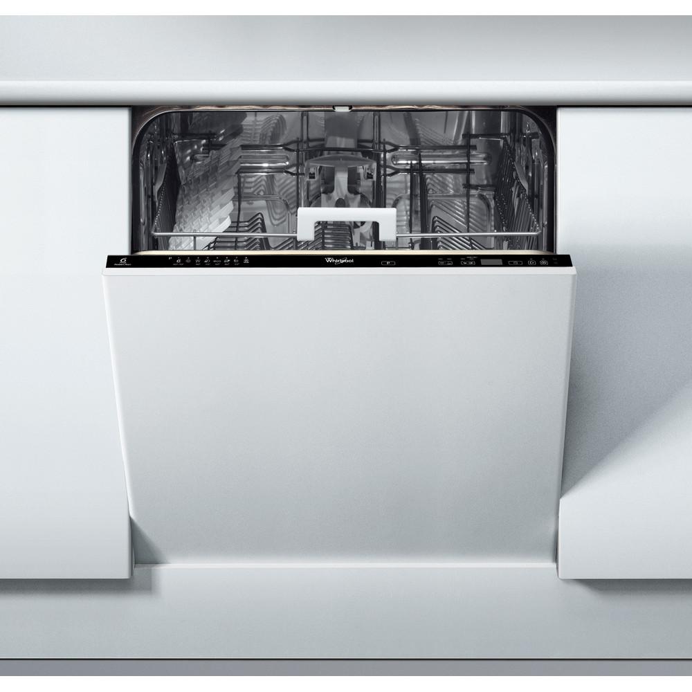 Whirlpool integrerad diskmaskin: färg svart, 60 cm - ADG 8673 A+ PC FD