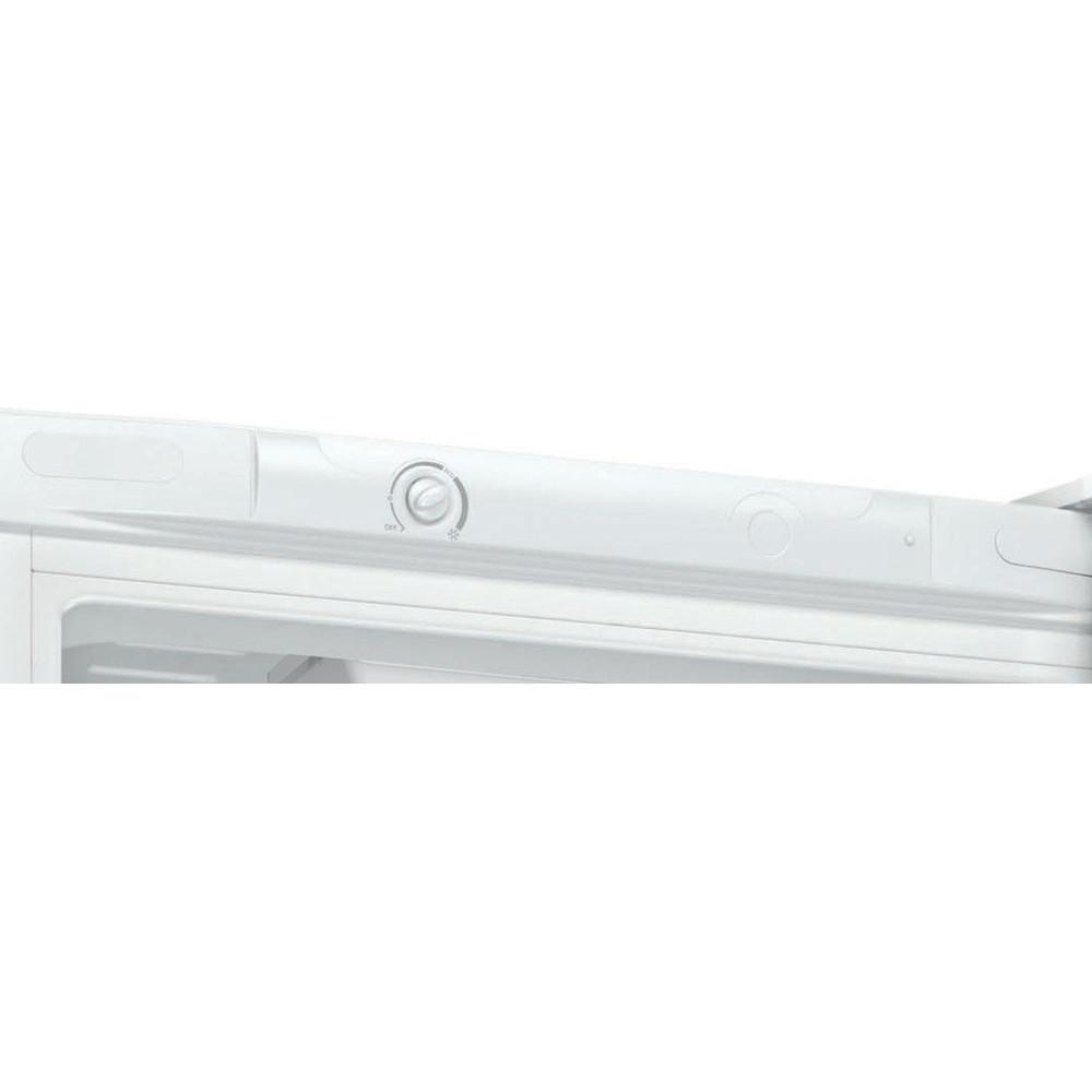 Indesit Холодильник с морозильной камерой Отдельностоящий DS 4160 W Белый 2 doors Control panel