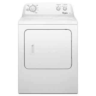 Whirlpool air-vented tumble dryer: freestanding, 15kg - 3LWED4705FW