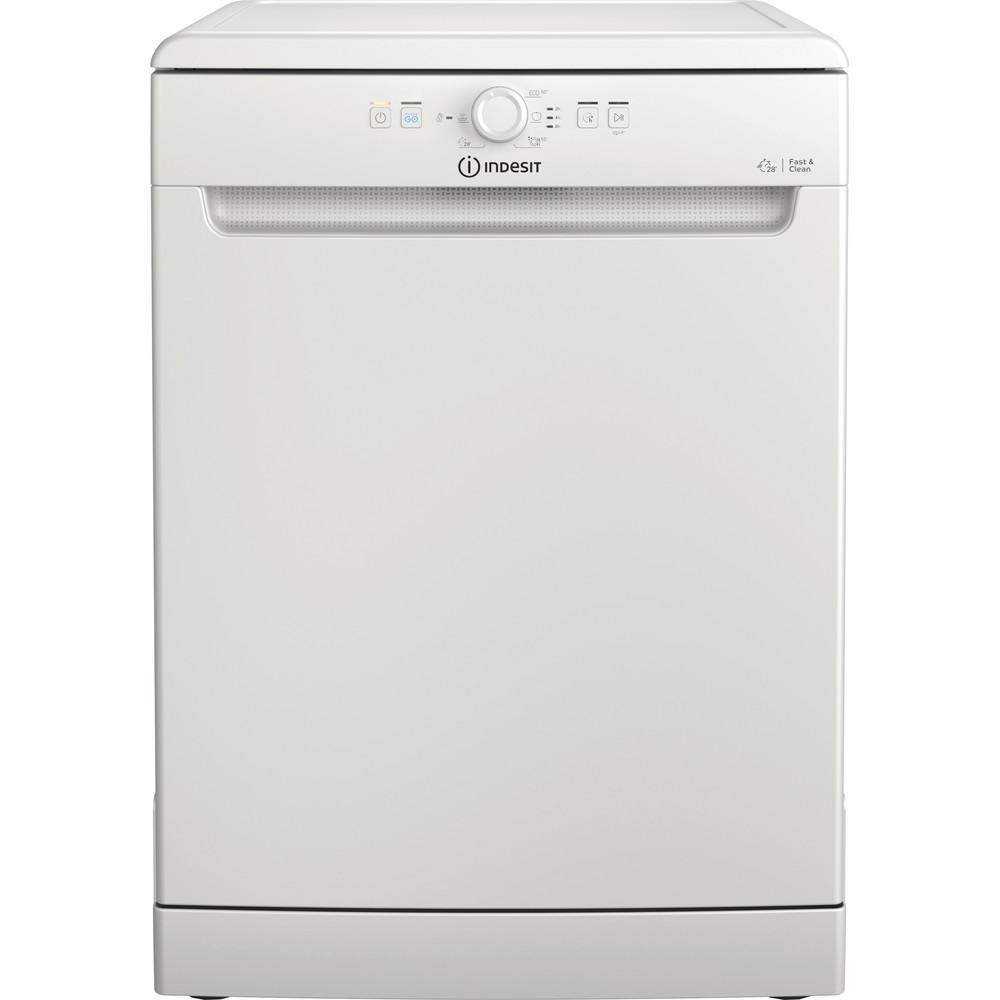 Indesit Посудомоечная машина Отдельностоящий DFE 1B10 Отдельностоящий A Frontal