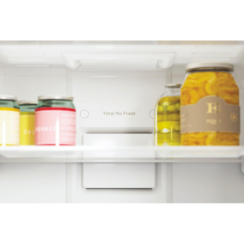 Indesit Холодильник с морозильной камерой Отдельностоящий ITS 5180 X Inox 2 doors Lifestyle detail