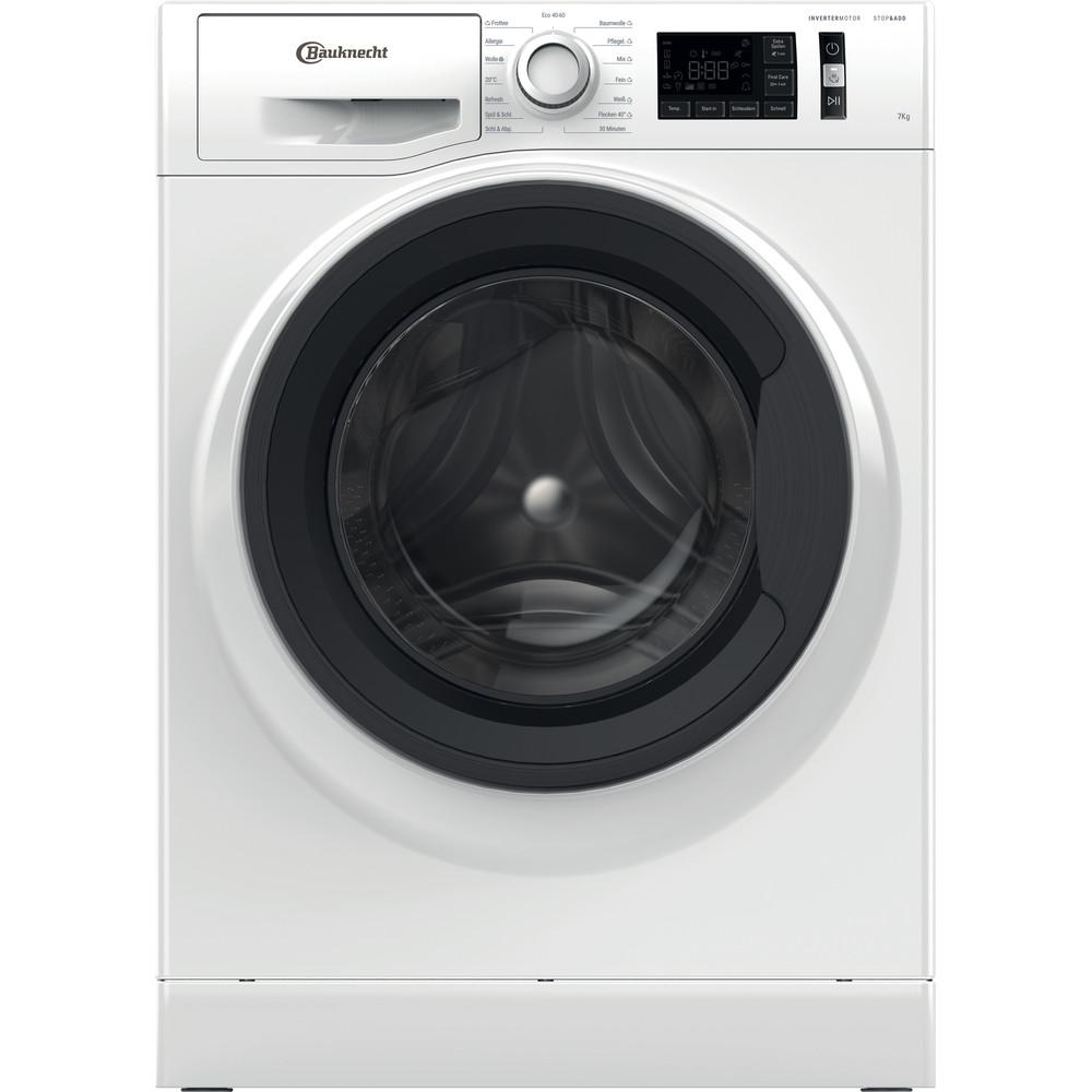 Bauknecht Waschmaschine Standgerät W Active 712C Weiss Frontlader D Frontal