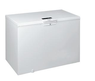 Whirlpool Gefriertruhen: Farbe Weiß. - WHE39392 T