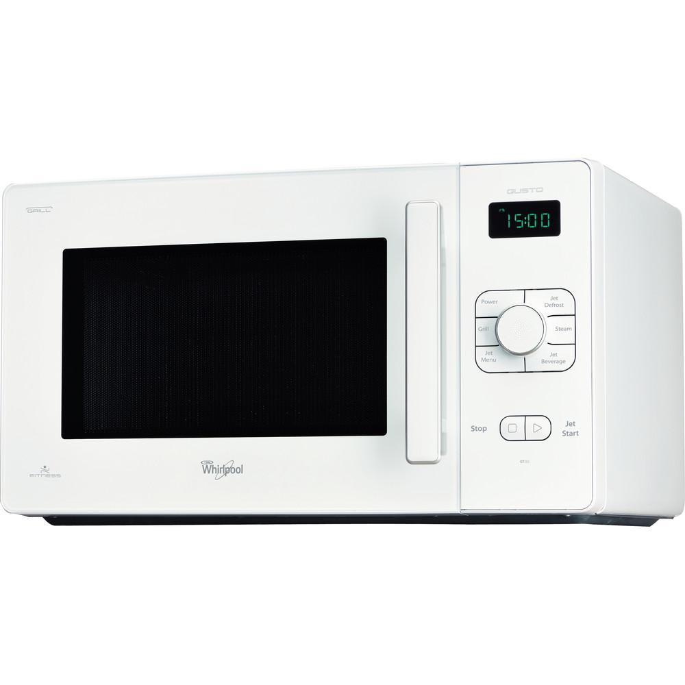 Horno microondas de libre instalación Whirlpool: color blanco - GT 283 WH