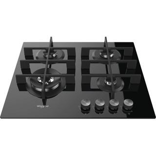 Whirlpool Gas Hob: 4 gas burners - GOW 6423/NB