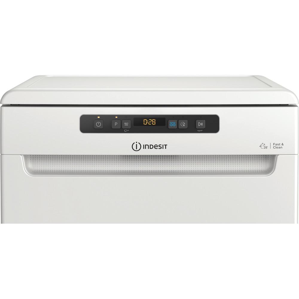 Indesit Lave-vaisselle Pose-libre DFO 3C23 A Pose-libre E Control panel