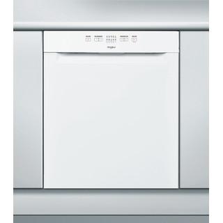 Whirlpool oppvaskmaskin: farge hvit, 60 cm - WUE 2B16