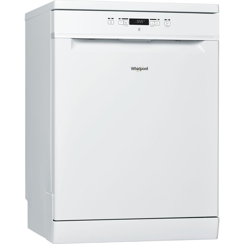 Посудомийна машина Whirlpool: білий колір, повногабаритна - WFC 3C26