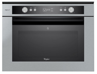 Whirlpool built in microwave oven: stainless steel color - AMW 834/IXL