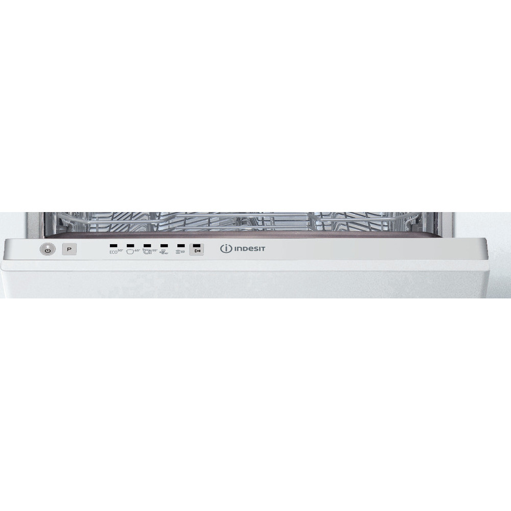 Indesit Perilica posuđa ugradbeni DSIE 2B19 Full-integrated F Control panel