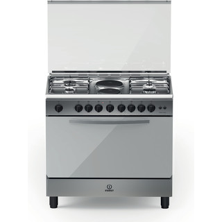 Indesit gas freestanding cooker: 90cm
