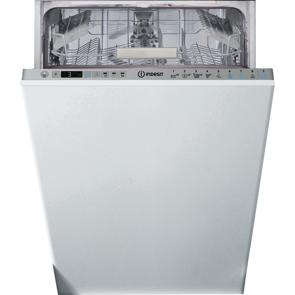 Indesit Dishwasher Built-in DSIO 3T224 E Z UK N Full-integrated A++ Frontal