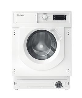 Whirlpool beépíthető elöltöltős mosógép: Whirlpool beépíthető mosógép, 7,0kg - BI WMWG 71483E EU N